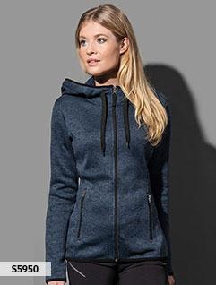 Fleece Hooded Jackets